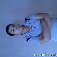 Bahrom Umarov, 19 мая 1990, Харьков, id217241042