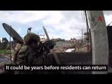 Филиппины.Октябрь 2017.Правительственные силы в уличных боях в Морави