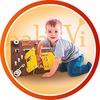 Бизиборд BabyVi - игрушка которая развивает!