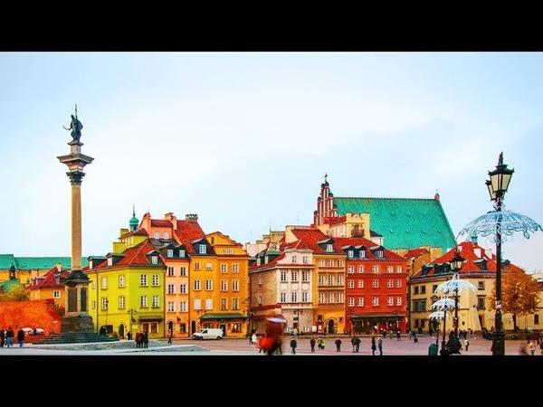 Прекрасная Варшава / Piękna Warszawa / Beautiful Warsaw