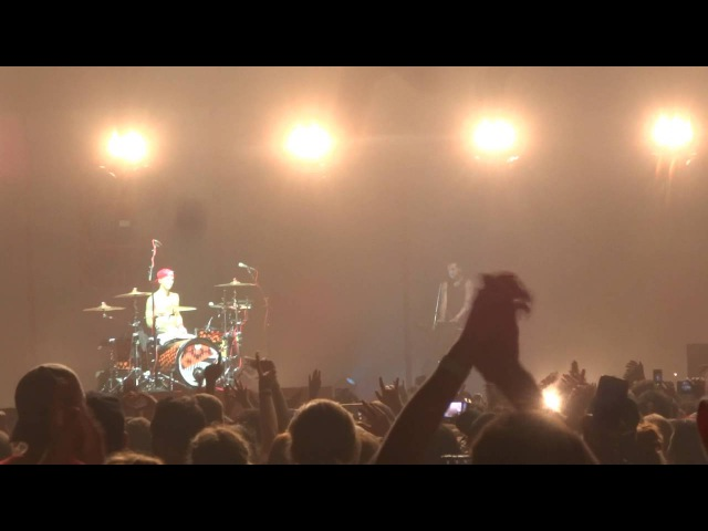 Twenty One Pilots - Trees w/ Emotional speech from Tyler - Live - Allen TX - July 8, 2016