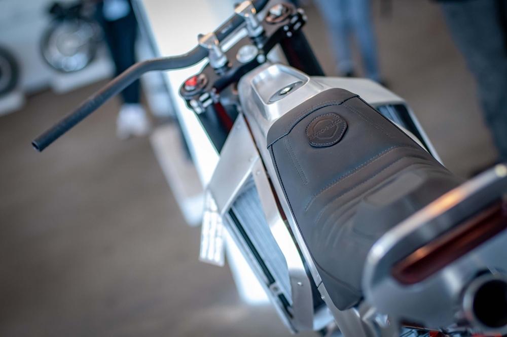 Moto Mucci: стрит-трекер  KTM 300 XC-W