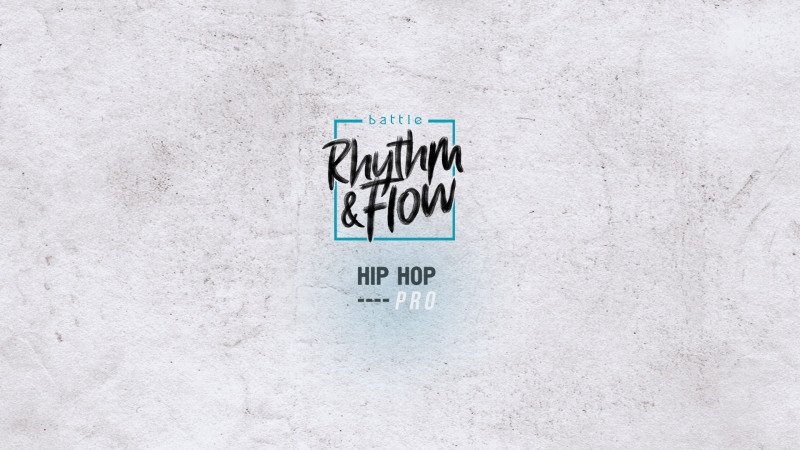 RhythmFlow hip-hop dance Battle | HIP-HOP PRO | tournament NEW SCHOOL
