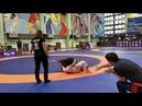 Чемпионат Москвы по грэпплингу 2019_Gi_14-15 лет_57_круг 2_Карахонова VS Григораш