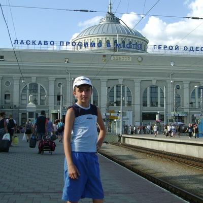 Володимир Griner, 19 ноября , Львов, id151164045