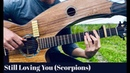 Still Loving You Scorpions Harp Guitar Version Jamie Dupuis
