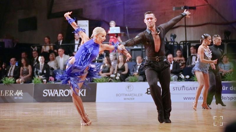 Timur Imametdinov - Nina Bezzubova, GER | GOC 2018 Stuttgart - WDSF GS LAT - R5 C