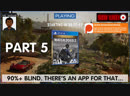 Can we hack it? Yes we can! It's Watch Dogs 2 90% Blind | Part 5