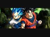 Dragon Ball Super Ultra Blue Vegeta And Ultra Goku