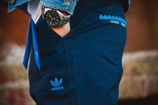 Джинсы Adidas