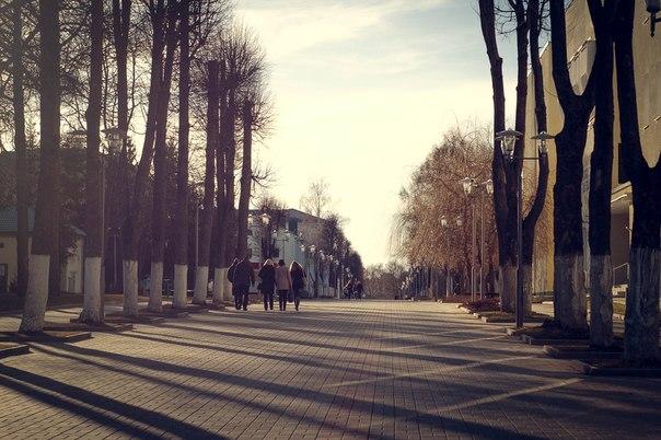 Весна в Беларуси заметно потеплела. Фото: Ирины Сабецкой.