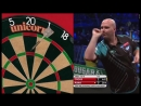 2018 Melbourne Darts Masters Round 1 Cross vs Puha