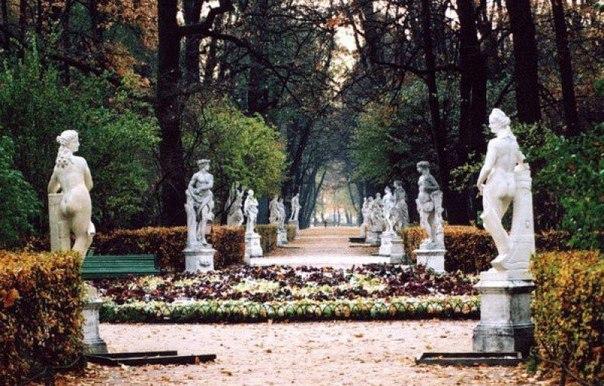 Летний сад, Санкт-Петербург, Россия