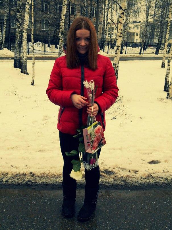 Аня Матвеева   Бор