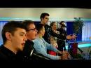 Victory band и ведущие Утреннего экспресса на Четвёртом канале!