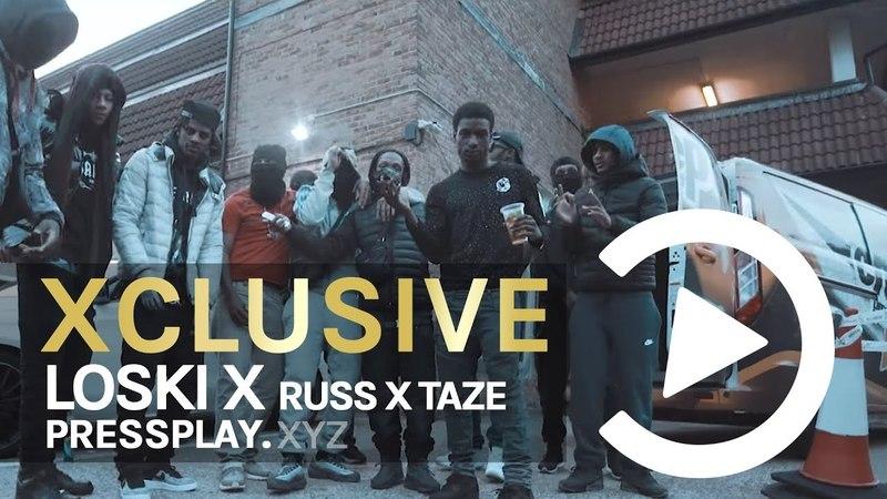 Loski X Russ X Taze - Olympic Chinging (Music Video) @itspressplayuk