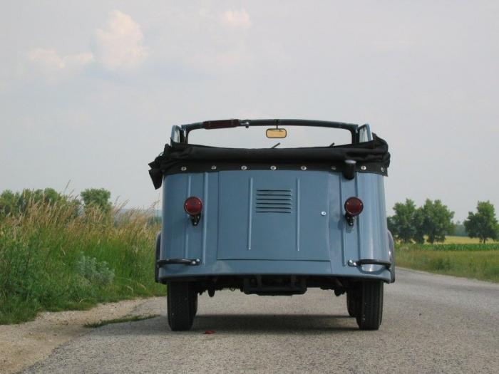 Автомобиль из фильма «Операция Ы»: советское чудо на колёсах