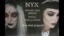 NYX Nordic Face Awards Final Challenge - Drop dead gorgeous.
