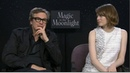Colin Firth, Emma Stone and Their Funny Linguistic Barriers/'Magic in the Moonlight'