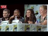 Панель каста сериала «Древних» / «Comic Con», Сан- Диего / 26 июля, 2015