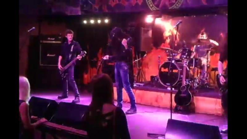 Шаппо - Полулюди (15.10.2015, Rock House)
