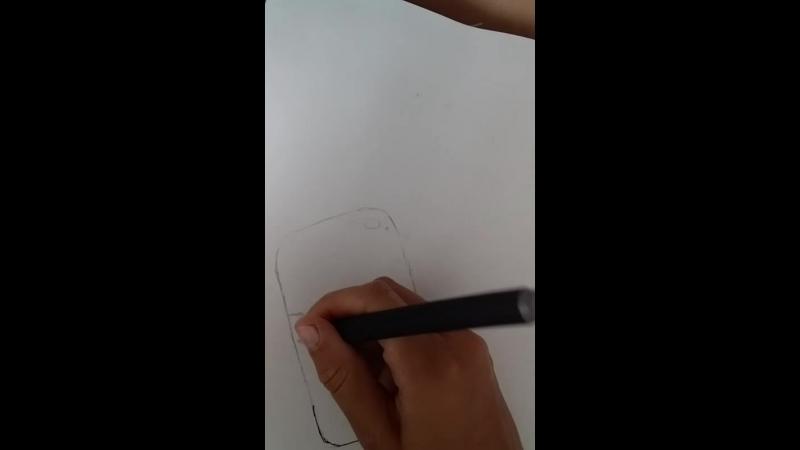 рисуем