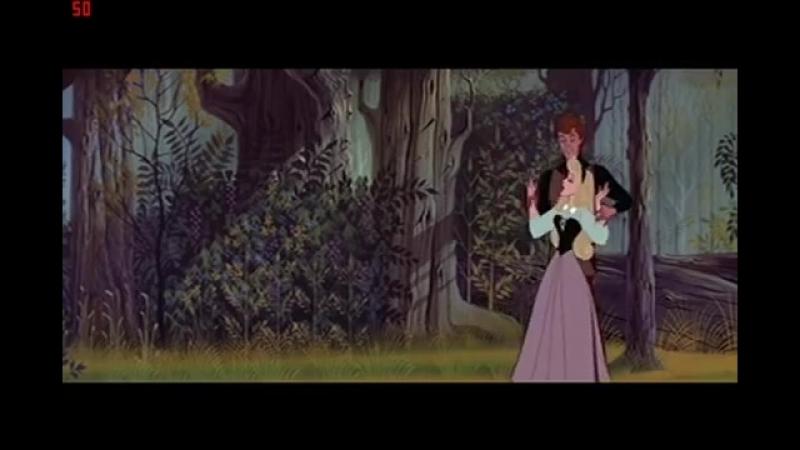 Спящая красавица песня Авроры и Филиппа