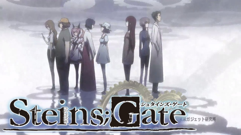 「Hacking to the Gate」Steins;Gate Opening by Ito Kanako FULL Lyrics [60 FPS]