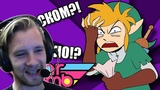 RUS COVER BEST Zelda Rap EVER!! Starbomb cover by OZVUCHENO - Реакция