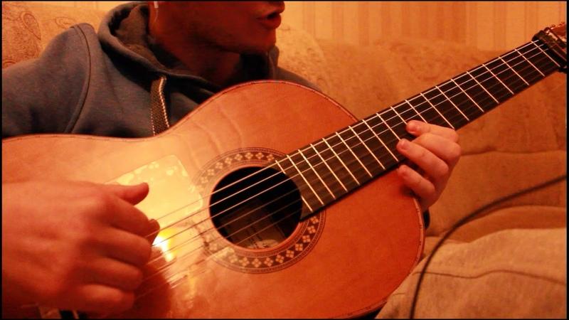 Боже, какой пустяк (Александр Иванов) | Аранжировка для пения под гитару | табы tg, ноты PDF