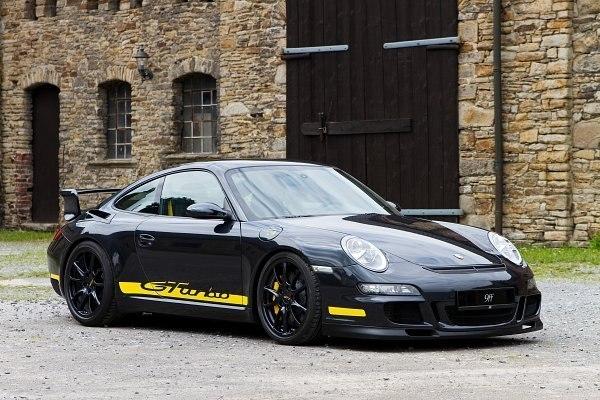 Porsche 911 997 9ff GTurbo 1200