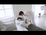 [RUS SUB][BANGTAN BOMB] Sleeping beauty V! - BTS