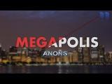 Megapolis ko`rsatuvi - (Feruza Normatova, Shaxriyor, Umidaxon, Aziz Rametov, UmiD.uZ) - ANONS