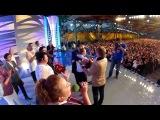 Предложение на КВН 2013 Катя и Лёня из команд