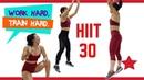Bài tập HIIT 30 phút (lộ trình 4 tuần giảm 3kg) | Hana Giang Anh