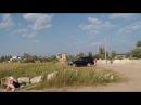 Крым-2013.Евпатория.Пляж.Лечебная грязь.Море! Корал