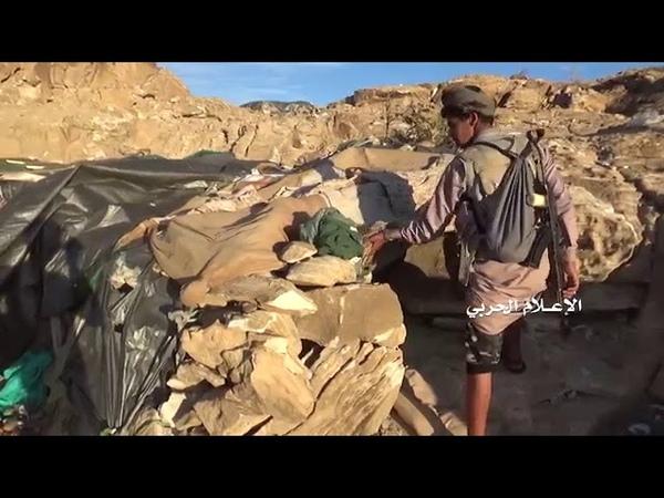 السيطرة على مواقع وخيام الجيش السعودي ومر15