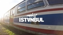 MECK S Train Inside Graffiti Istanbul