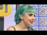 Lady Gaga - Interview (Japan Music Lovers 2011)