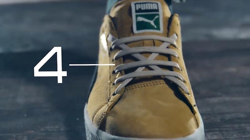 5 Creative Ways to fasten Shoelaces