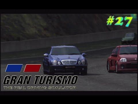 Gran Turismo 3 A Spec Прохождение часть 27 Amateur League European Championship