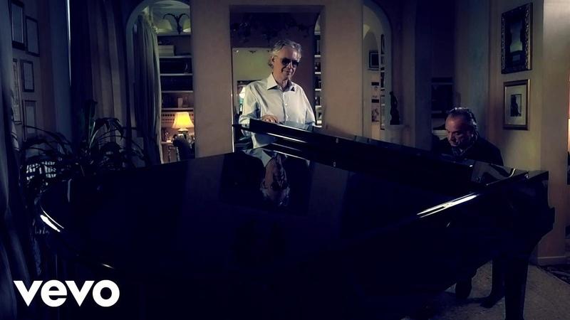 Andrea Bocelli - Con Te Partirò (Piano Voice / 2016 Version)
