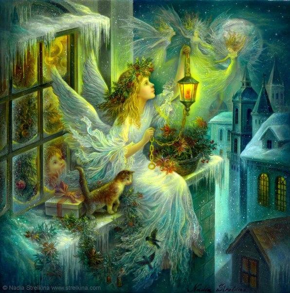 Мк ангелочки своими руками