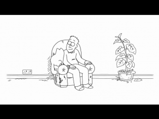 Кот Саймона • Сезон 2 • Серия 3 - Аутсайдер