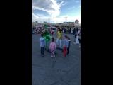 Фестиваль Семейные традиции на площади Ленина