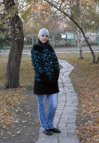 Галина Полянская, 15 декабря 1994, Калачинск, id120144283