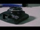 Видеорегистратор Full HD Vehicle Blackbox DVR GT300 A8. Видеорегистратор с детек