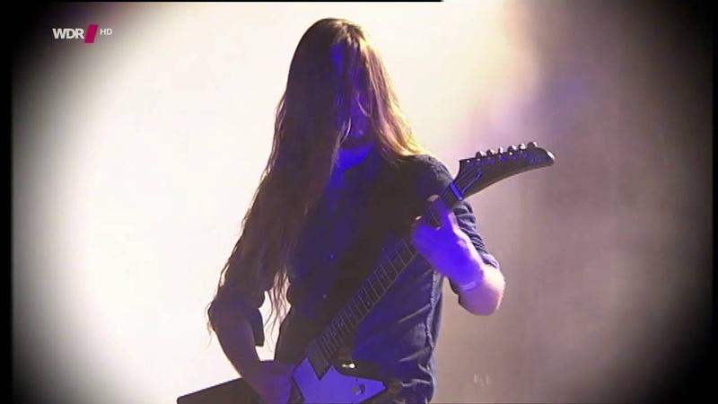 CARCASS - This Mortal Coil Reek Of Putrefaction [Live@Rock Hard Festival 2014] HD