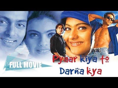 Индийский фильм: Не надо бояться любить / Pyaar Kiya To Darna Kya (1998) - Салман Кхан, Каджол