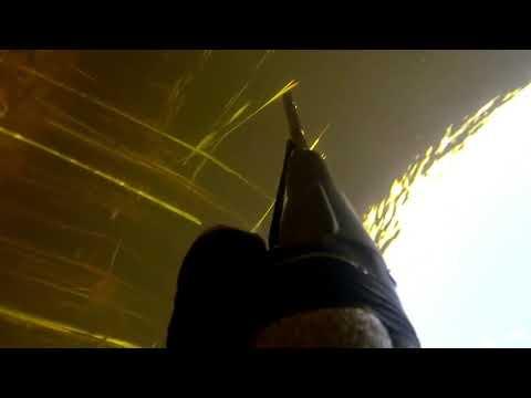 Подводная охота в Астраханской области Раскаты Spearfishing in the Astrakhan region Peals
